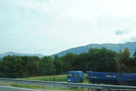 По дорогам Словении