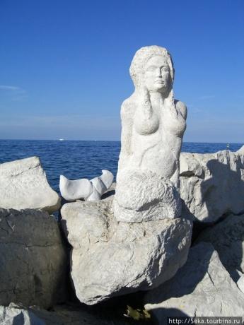 Морская жемчужина Словении