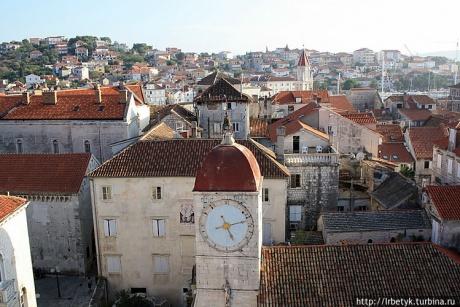 Старый город Трогир