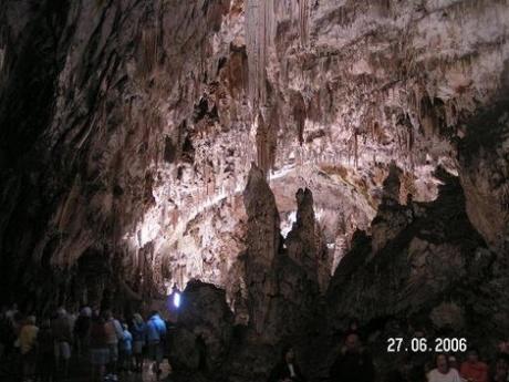 Постойнские пещеры