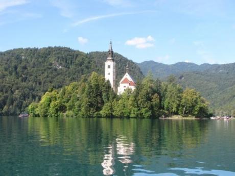 На море в Словению и обратно