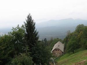 Словения. Сентябрь