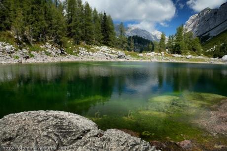 Благословенная Словения. Подъем на Трехглав.