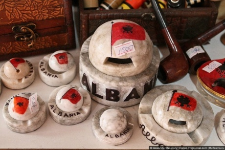 «Балканские звёзды». Албанизация!