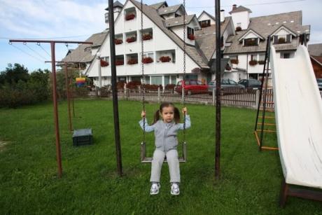 Словения. День первый