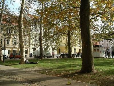 Пересечение Австрии на велосипеде. Из Мюнхена в Любляну через Тироль.