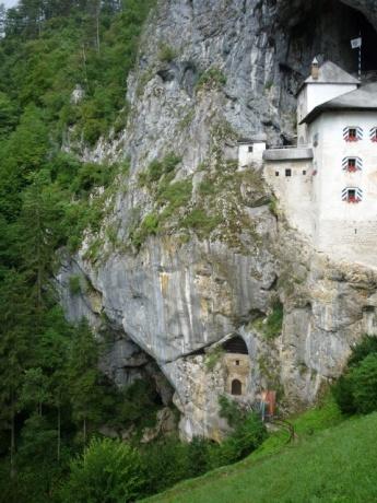 Словения: Постойна Яма, Предъямский град, Любляна