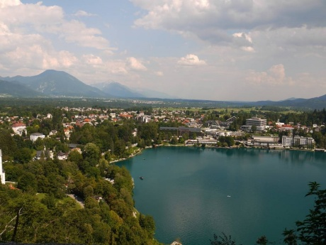 Словения - Бледское озеро