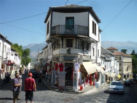 Балканский экспресс. Абания