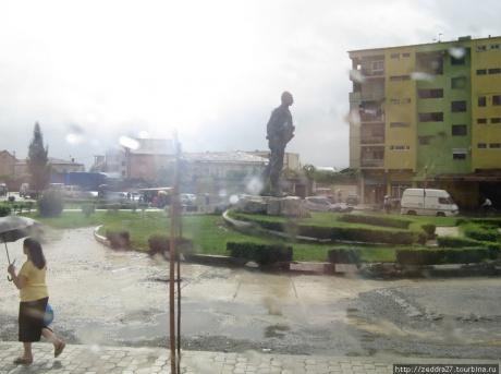 Земля гор - Албания