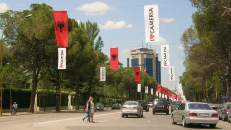 В Албании