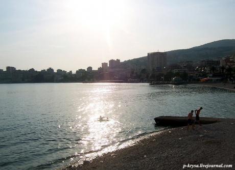 Саранда. Албанский курорт