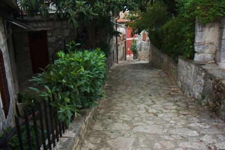 Симпатичный город Врсар