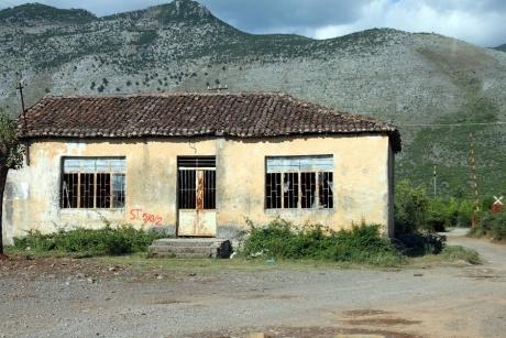 Моё путешествие в Албанию