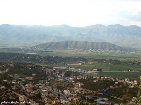 Крепость Лекурси. Албания