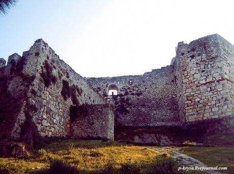 Крепость в Берате