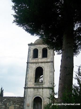 Монастырь Св. Марии (Арденика). Албания