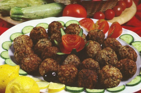 Традиционная Албанская кухня