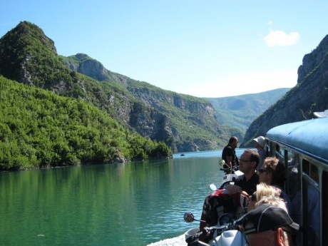 Албанский периметр: на велосипеде по балканским озёрам. Часть 1