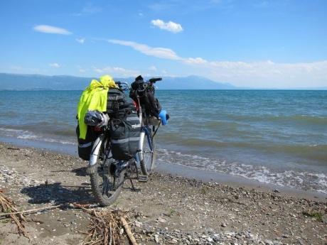 Албанский периметр: на велосипеде по балканским озёрам. Часть 2
