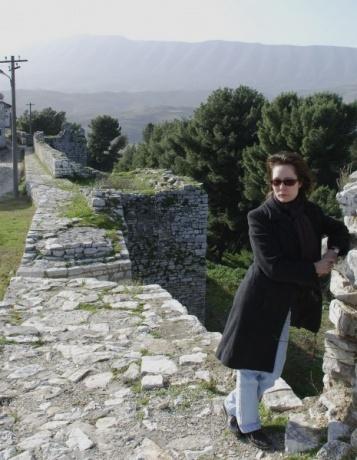 Албания. Прогулка по Берату