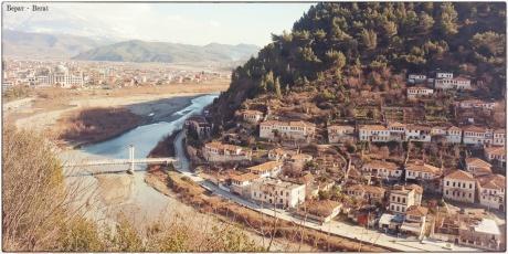 Berat - Берат, Албания