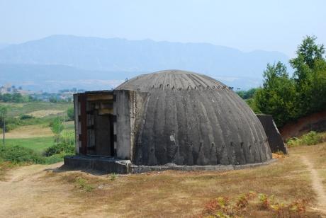 Проезжая Албанию