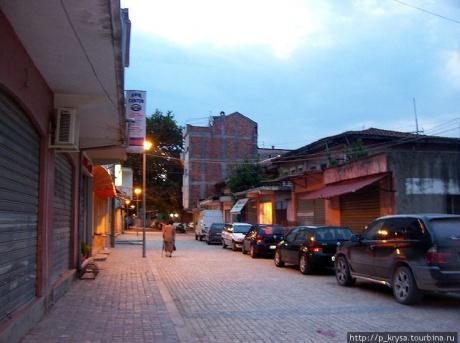 Рассказ о самостоятельном путешествии в Албанию