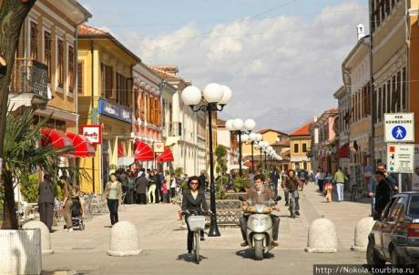 Дикарём по Албании