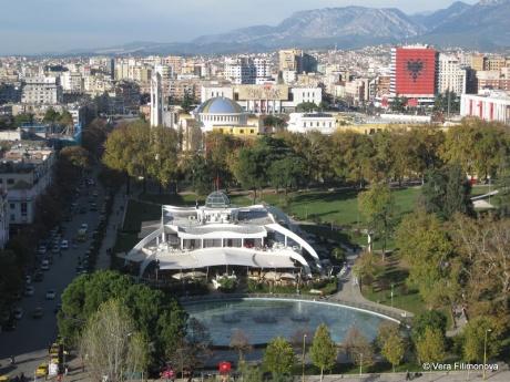 Албания: страна