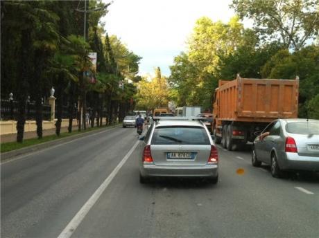 Погружение в Албанию, колеся на мотоцикле