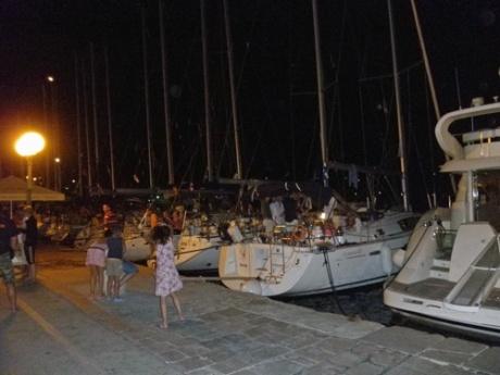 Остров Вис. Хорватская Далмация.