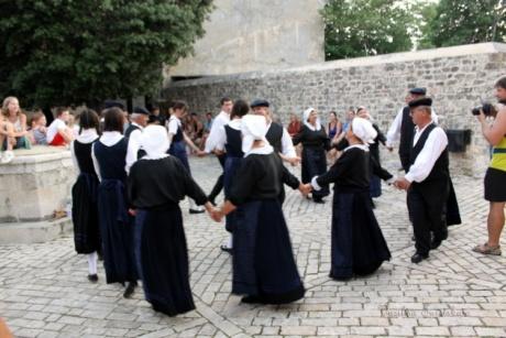 Город Нин в Хорватии
