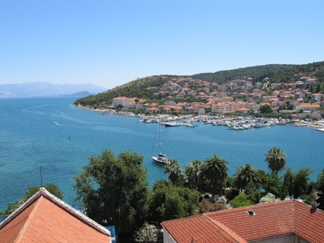 Хорватия 2010. Трогир. Часть первая.