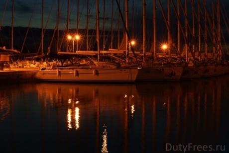 Яхтинг в Хорватии - первый раз и сразу на регату)