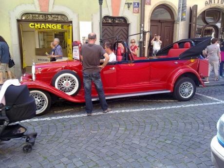 Поездка по Европе 2012 на автомобиле