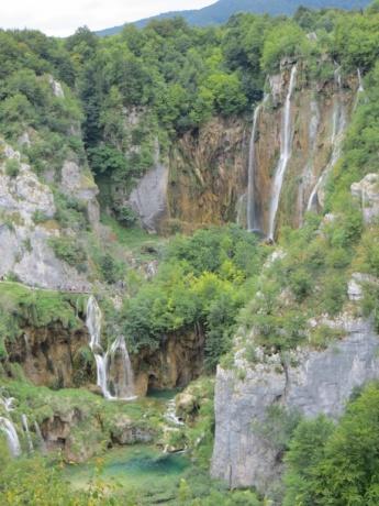 Хорватия. Отдых в Цриквенице в июле 2015г.