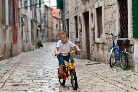 Экспедиция на Балканы. День 1. Хорватия. Ровинь