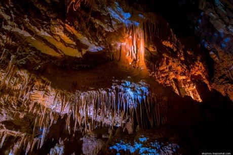Хорватия. Барединская пещера.