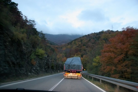 Хорватия, 13-16 ноября 2009, Часть 1-я