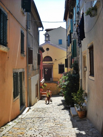 Ровинь — хорватская Венеция