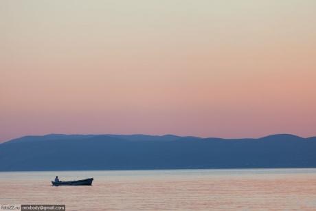 Хорватия. Часть 2 – Тучепи. Закаты.