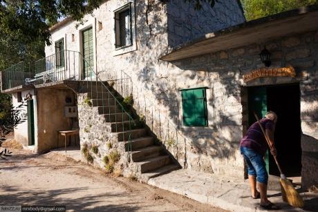 Хорватия. Часть 3 – Коноба Перо