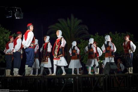 Хорватия. Часть 4 – Тучепи. Местные праздники