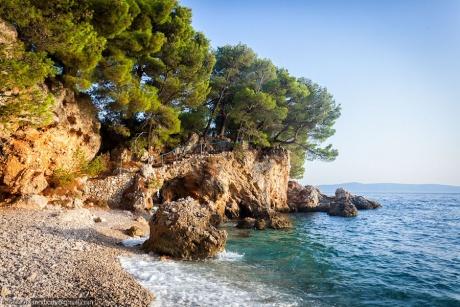 Хорватия. Часть 7. Дикий пляж 1