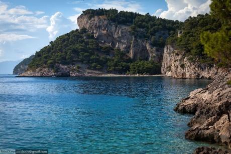 Хорватия. Часть 10. Дикий пляж 2