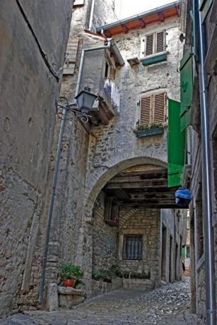 Хорватия. Старый Ровинь.
