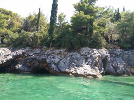 Посещение крепости Мамула и Голубой пещеры в Черногории