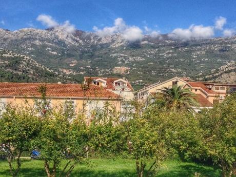 Недвижимость черногория биела