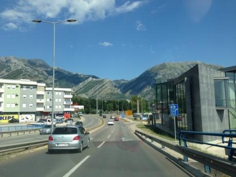 По Черногории с 8-мес. ребенком и любимой женой на авто.